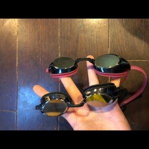 Speedo vanquisher goggles